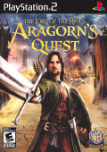 The Lord of the Rings: Aragorn's Quest PlayStation 2 Front Cover