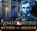Midnight Mysteries: Witches of Abraham Macintosh Front Cover