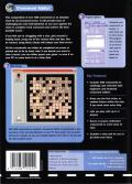 Crossword Addict Windows Back Cover