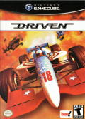 Driven GameCube Front Cover