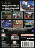 Driven GameCube Back Cover