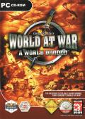 Gary Grigsby's World at War: A World Divided Windows Front Cover