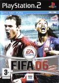 FIFA Soccer 06 PlayStation 2 Front Cover