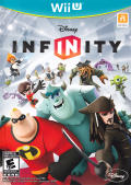 Disney Infinity Wii U Other Keep Case - Front