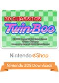 TwinBee Nintendo 3DS Front Cover