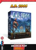 A.D. 2044 Windows Front Cover
