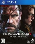 Metal Gear Solid V: Ground Zeroes PlayStation 4 Front Cover