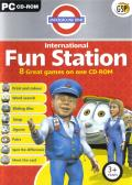 Underground Ernie: International Fun Station Windows Front Cover