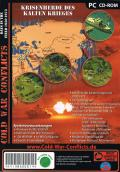 Strategic Command + Cold War Conflicts Windows Other Keep Case Cold War Conflicts Back