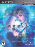 Final Fantasy X | X-2 HD Remaster (Limited Edition) PlayStation 3 Front Cover
