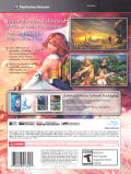 Final Fantasy X | X-2 HD Remaster (Limited Edition) PlayStation 3 Back Cover