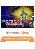 Galaxy Force II Nintendo 3DS Front Cover