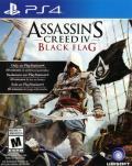 Assassin's Creed IV: Black Flag PlayStation 4 Front Cover