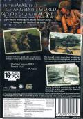 Call of Duty Windows Back Cover