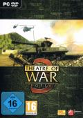 Theatre of War 3:  Korea Windows Other Keep Case front
