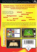 Board Games Windows Back Cover