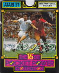 International Soccer Atari ST Front Cover