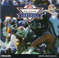 NFL Hall of Fame Football CD-i Front Cover