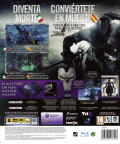 Darksiders II (Collector's Edition) PlayStation 3 Back Cover