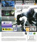 Darksiders II (Collector's Edition) PlayStation 3 Other Keep Case - Back
