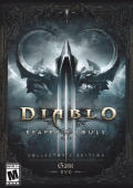 Diablo III: Reaper of Souls (Collector's Edition) Macintosh Other Game Keep Case - Front