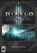 Diablo III: Reaper of Souls (Collector's Edition) Macintosh Other Behind the Scenes Keep Case - Front