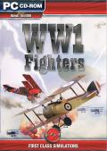 WW1 Fighters Windows Front Cover English cover