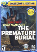 Dark Tales: Edgar Allan Poe's The Premature Burial (Collector's Edition) Windows Front Cover