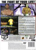 WWE Smackdown vs. Raw 2006 PlayStation 2 Back Cover