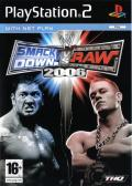 WWE Smackdown vs. Raw 2006 PlayStation 2 Front Cover