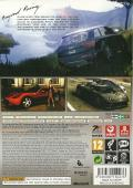 Test Drive Unlimited 2 Xbox 360 Back Cover