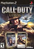 Call of Duty: Legacy PlayStation 2 Front Cover