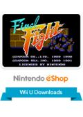 Final Fight Wii U Front Cover