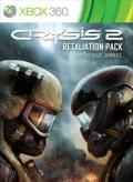 Crysis 2: Retaliation Pack Xbox 360 Front Cover