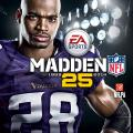 Madden NFL 25 PlayStation 4 Front Cover
