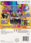 Bust-A-Move Bash! Wii Back Cover
