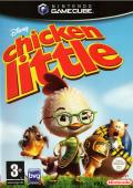 Disney's Chicken Little GameCube Front Cover