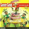 Lucky Luke: The Video Game CD-i Front Cover