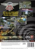 Seek and Destroy PlayStation 2 Back Cover