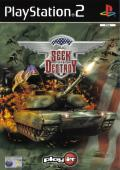 Seek and Destroy PlayStation 2 Front Cover