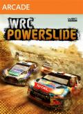 WRC Powerslide Xbox 360 Front Cover