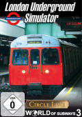 World of Subways 3: London Underground Simulator Windows Front Cover
