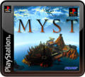 Myst PlayStation 3 Front Cover