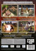 Heroes of Might and Magic V: Tribes of the East Windows Other Keep Case - Back