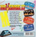 Return of the Mutant Camels Atari ST Back Cover