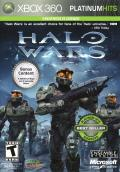 Halo Wars: Platinum Hits Xbox 360 Front Cover