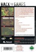 Combat Mission: Beyond Overlord Windows Back Cover