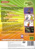 Dancing Stage Fusion PlayStation 2 Back Cover