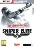 Sniper Elite V2: High Command Edition Windows Other Keep Case - Front