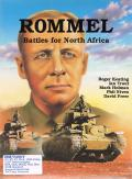 Rommel: Battles for North Africa DOS Front Cover